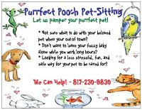 TX Pet Sitting Service