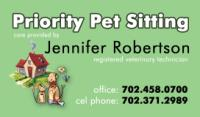 North Las Vegas Pet Sitting Service